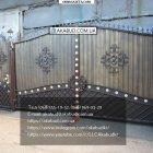 купить Кованые Распашные Ворота На нашем сайте  кривой рог объявление