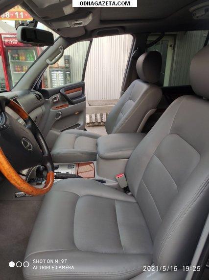 купить Продаю черный Lexus Lx470 - кривой рог объявление 1