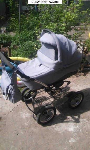 купить Продается коляска(2 в 1)-Adamex, удобное кривой рог объявление 1