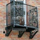 купить Кованые балконные ограждения Кривой Рог. Кованые  кривой рог объявление