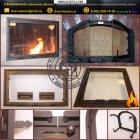купить Производство жаропрочных стальных конструкций для каминов,  кривой рог объявление