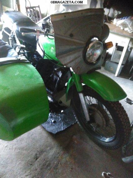купить Продам мотоцикл Днепр Мт-10 1981года кривой рог объявление 1