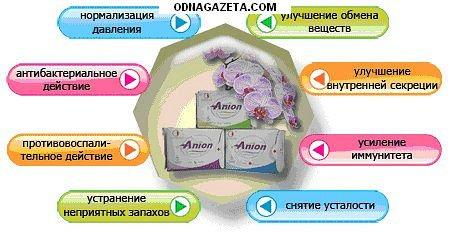 купить Анионовые прокладки Anion с защитными кривой рог объявление 1