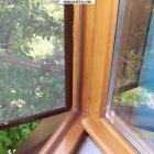 купить Деревянные рамы на балконы и лоджии  кривой рог объявление