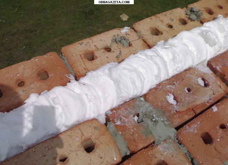 купить Утепление заливным пенопластом Пеноизол: пустот кривой рог объявление 1