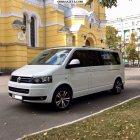 купить Пассажирские перевозки минивэном Volkswagen 7 мест,  кривой рог объявление