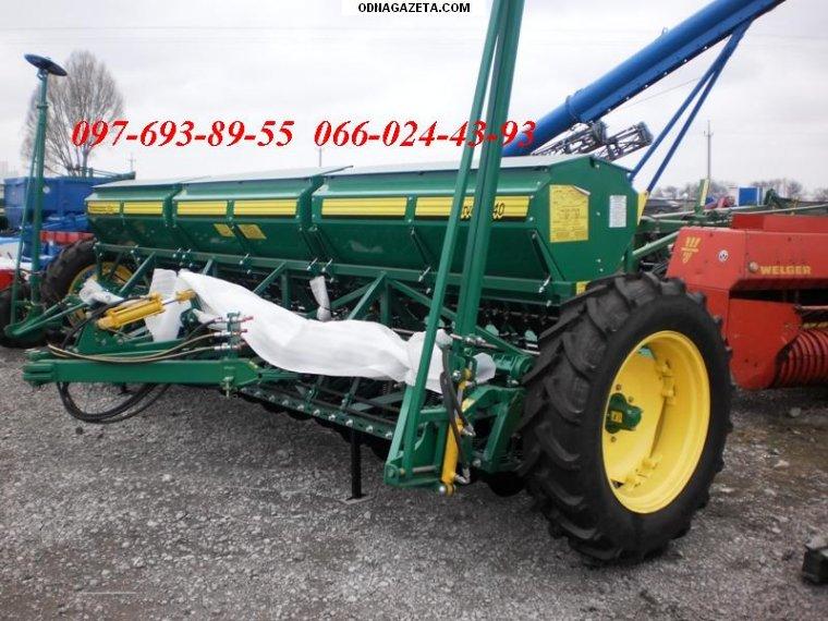 купить Сеялка зерновая Harvest 540 (Харвест кривой рог объявление 1
