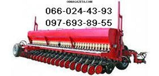 купить Сеялка зерновая механическая Сзм Ника-6 кривой рог объявление 1