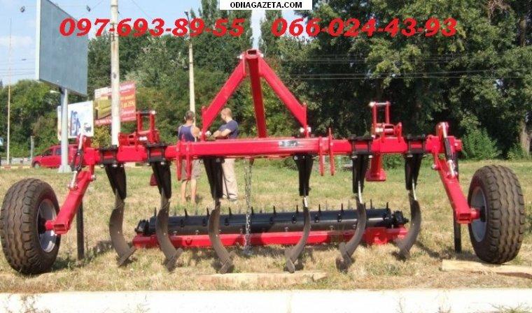 купить Глубокорыхлитель стреловидный Грc-4. 0 Глубина кривой рог объявление 1
