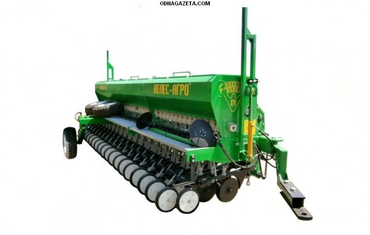 купить Сеялки зерновые механические Сзм Ника кривой рог объявление 1
