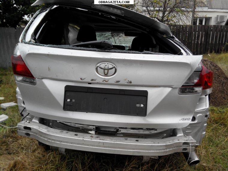 купить Продам Toyota Venza Серый, 2. кривой рог объявление 1