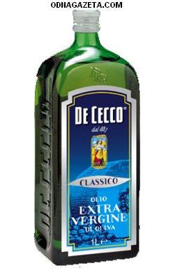 купить Оливковые масла De Cecco холодного кривой рог объявление 1