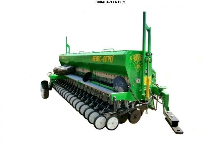 купить Сеялка зерновая Сзм Ника 6 кривой рог объявление 1