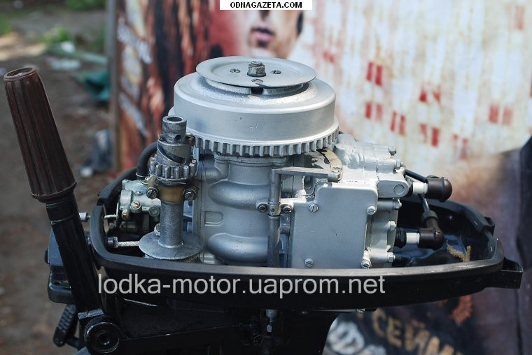 лодочного двигателя ремонт