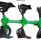 купить Плуг оборотный навесной Пон-3-35 Ширина захвата  кривой рог объявление 7