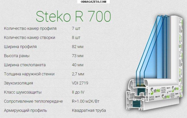 купить Окна металлопластиковые Steko, Wds, Rehau кривой рог объявление 1