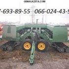 купить Сеялка зерновая механическая John Deere 455  кривой рог объявление