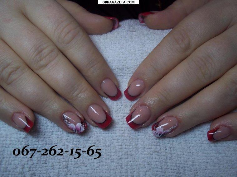 купить Качественное и красивое наращивание ногтей кривой рог объявление 1