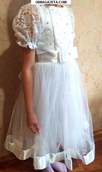 купить Продается нарядное платье на девочку кривой рог объявление 1