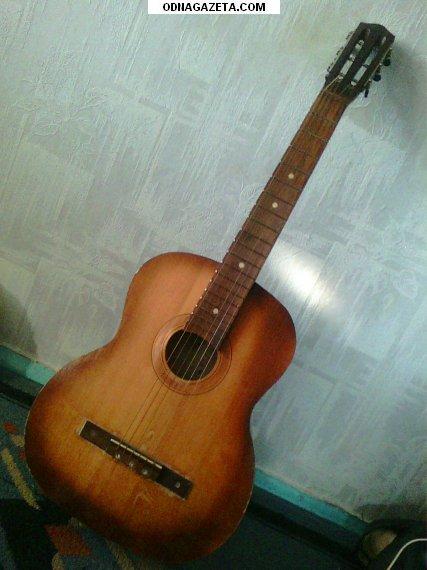 купить Продаю гитару 6 стр. б/у кривой рог объявление 1