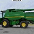купить комбайн зерноуборочный John Deere W650 Год:  кривой рог объявление