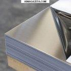 купить Лист нержавеющий 0, 5мм 0, 5х1х2м  кривой рог объявление