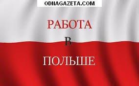 купить Работа в Польше без оформления кривой рог объявление 1