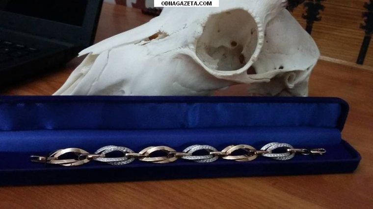 купить Продам золотой браслет 585*пробы, вес кривой рог объявление 1