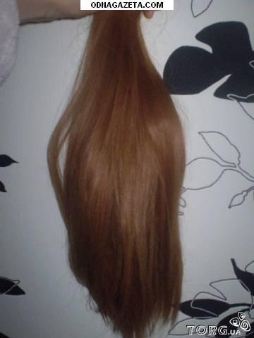 купить Термо-волосы на трессе (рыжие, 40 кривой рог объявление 1