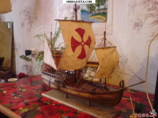 купить Модель корабля pinta за 1500 кривой рог объявление 1