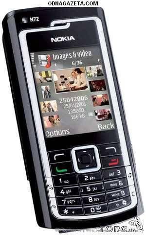 купить Nokia72 made in Finlandia, камера кривой рог объявление 1