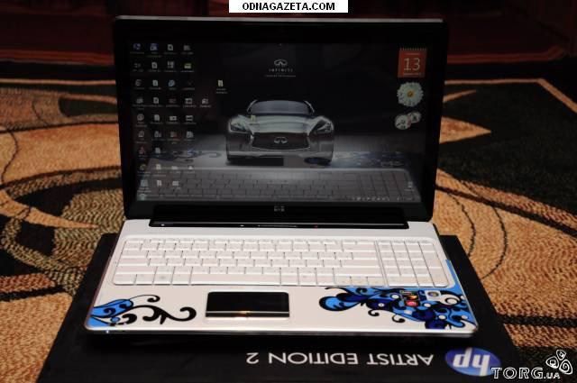 купить Ноутбук Hp Pavilion dv6-1299er Artist кривой рог объявление 1