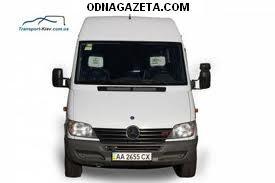 купить Микроавтобус Мерседес- Спринтер грузоподъемность 2. кривой рог объявление 1