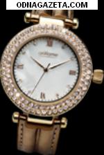 купить Золотые часы с кристаллами Swarovski кривой рог объявление 1