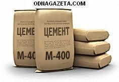 купить Цемент М400, песок, отсев, брус-рейка, кривой рог объявление 1