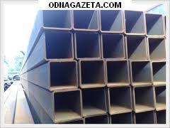 купить Прод. труба стальная квадратная, прямоугольная кривой рог объявление 1