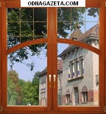 купить Изготовление и установка деревянных окон кривой рог объявление 1
