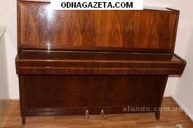 купить Пр. пианино Украина коричневого цвета, кривой рог объявление 1