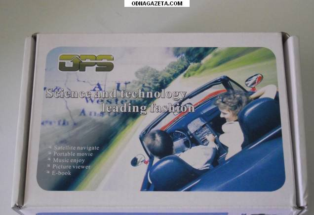 купить Gps навигатор/экран 4, 3. 940 кривой рог объявление 1