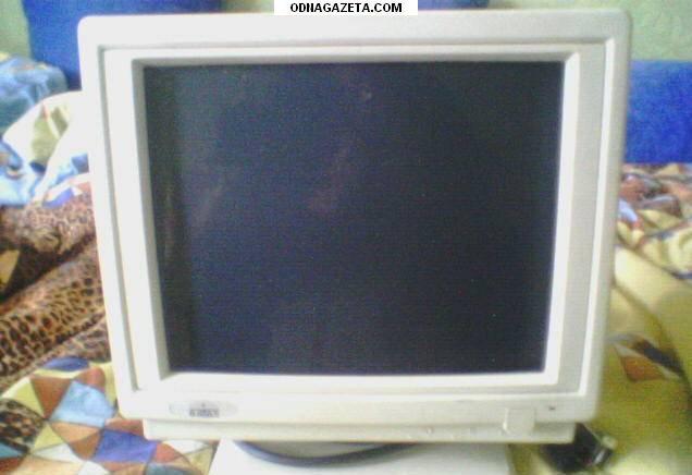 купить Чёрно-белый монитор datas Ch-0423v B/W. кривой рог объявление 1