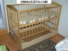 купить Кроватка детская за 400 грн. кривой рог объявление 1