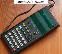 купить Пр. калькулятор Электроника Мк-61. Т. кривой рог объявление 1