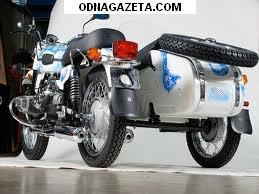 купить Пр. мотоцикл Урал с коляской кривой рог объявление 1