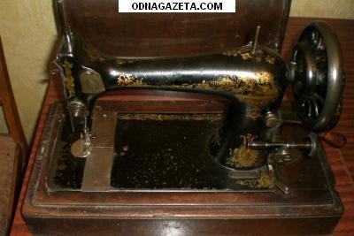 купить Швейная машинка Зингер ХІХв. с кривой рог объявление 1