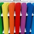 купить Штакетный металлический забор порошковой покраски применим  кривой рог объявление 18