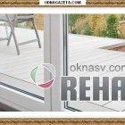 купить Купить металлопластиковое окно Rehau Ecosol 60,  кривой рог объявление