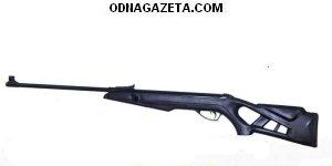 купить Мощная Пневматическая винтовка Чайка-12 с кривой рог объявление 1