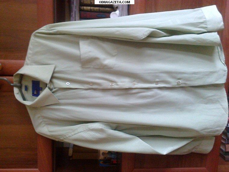 купить Продам рубашку мужскую нежно-салатного в кривой рог объявление 1
