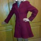 купить Продам пальто вишневое 48 раз. драп,  кривой рог объявление 11