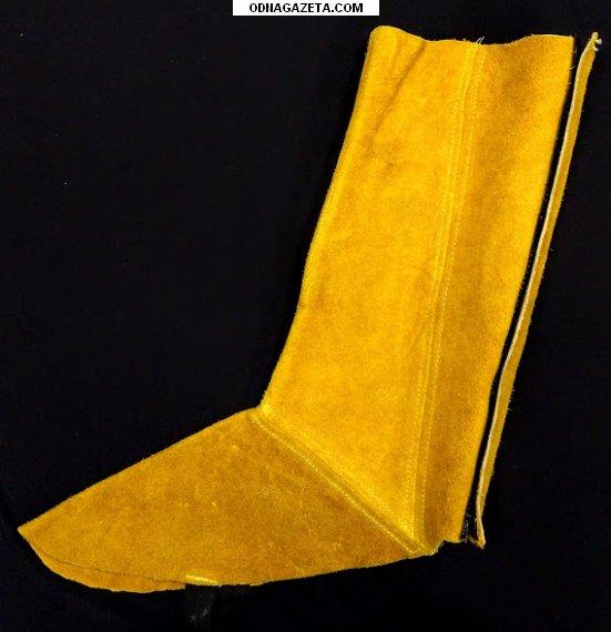 купить Высококачественные кожаные и спилковые краги кривой рог объявление 1